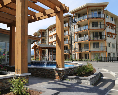 Retirement Condo Living for Active Adults
